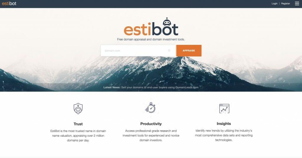estibot tool