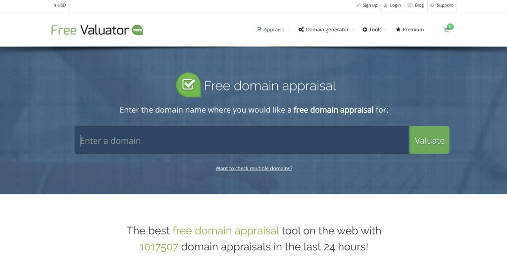 free evaluator website