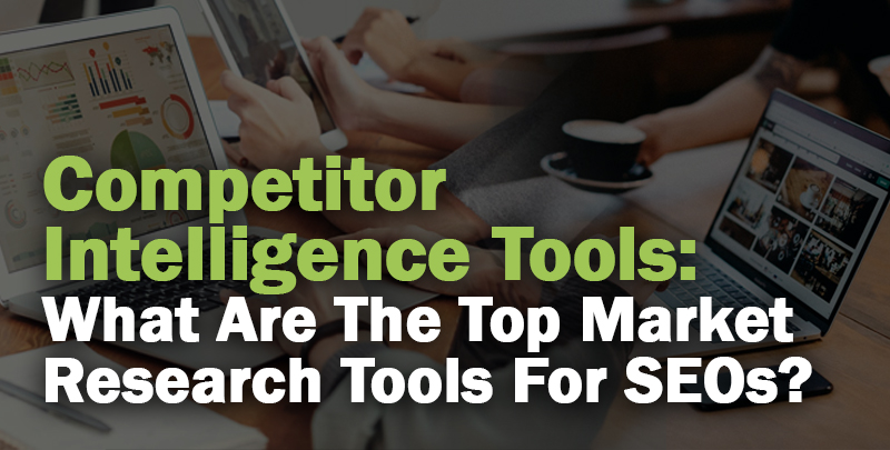 competitor intelligence tools cover image