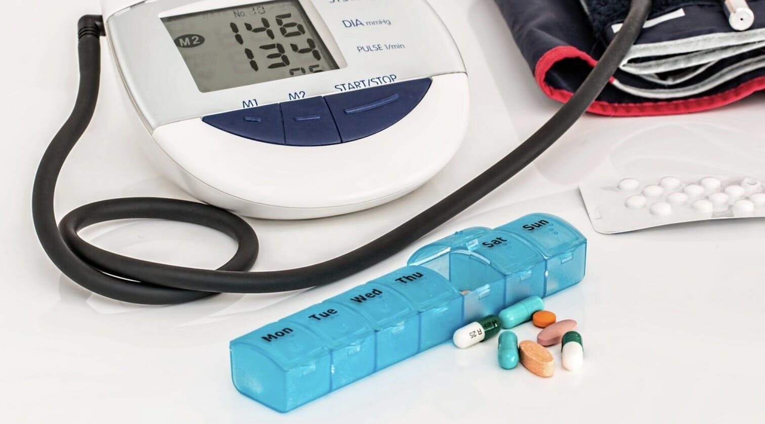medicine and health gadgets
