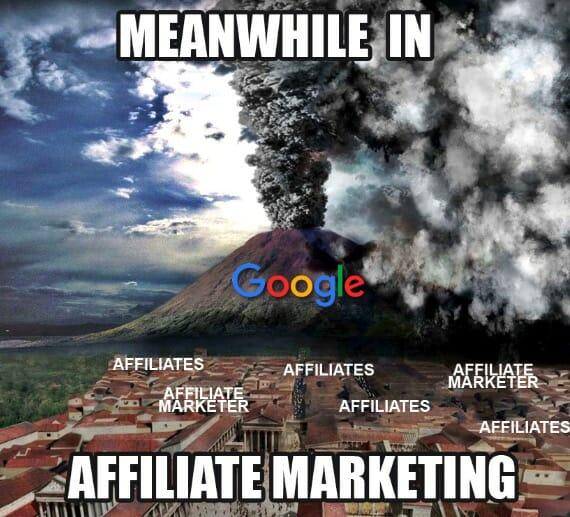 pompeii affiliates meme