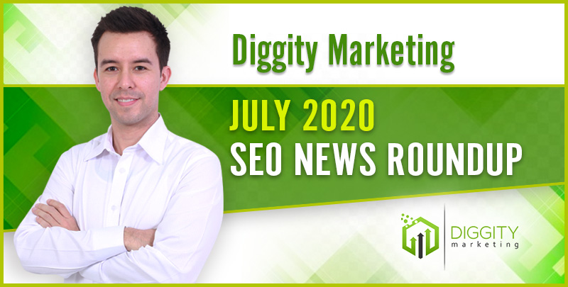 July 2020 SEO Roundup Cover Photo