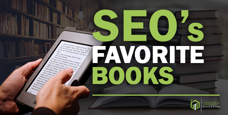 A List of SEOs Favorite Books: What The Pros Are Reading…