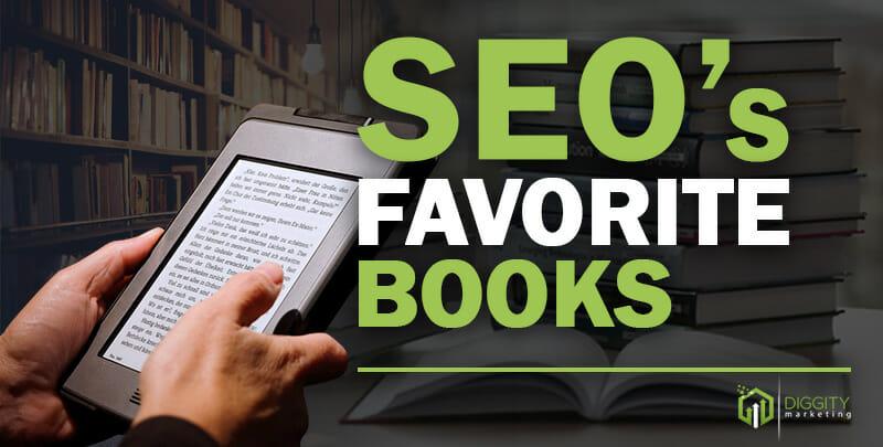 SEO favorite books