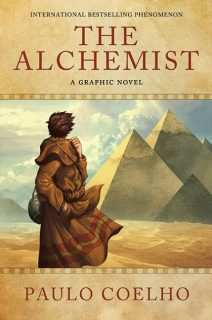 The Alchemist by Paulo Coelho book