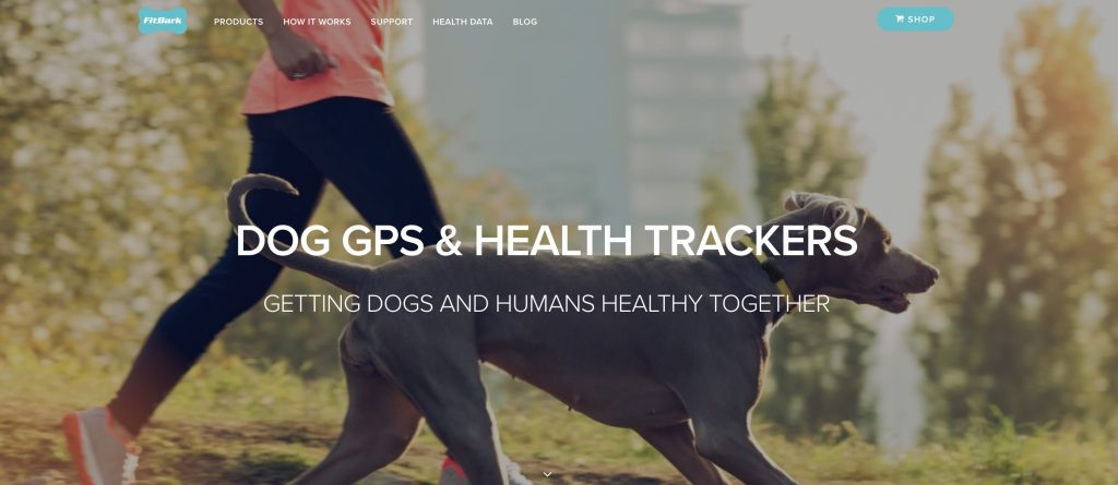 FitBark Affiliate Program Home Page