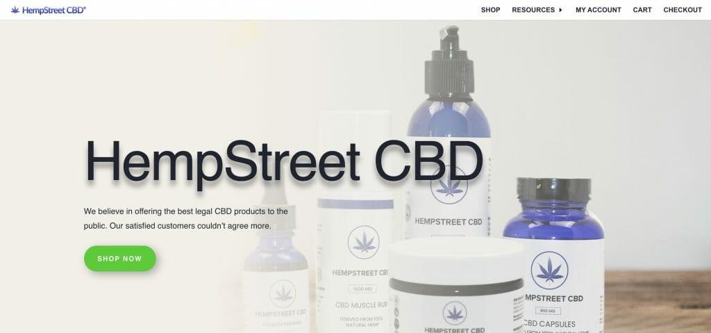 hempster homepage