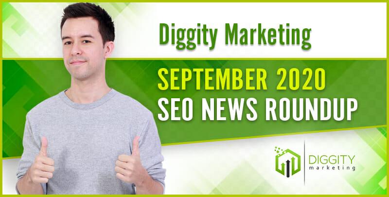 September 2020 SEO News