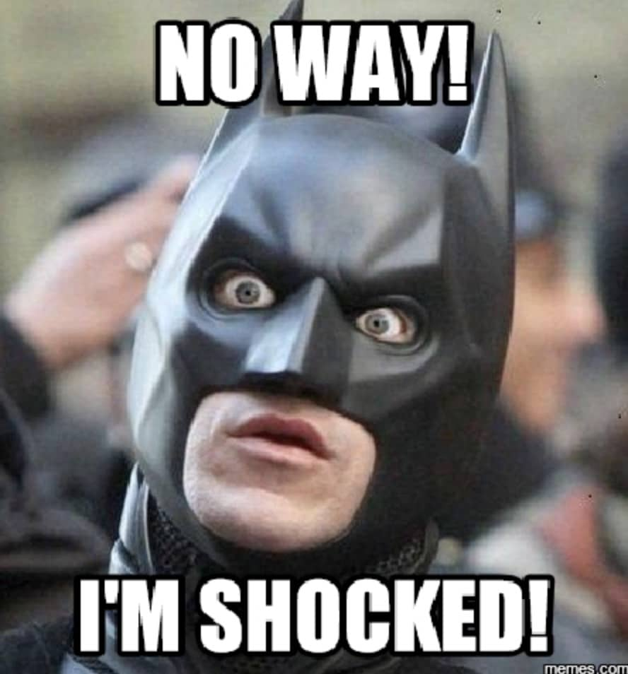 batman shocked meme