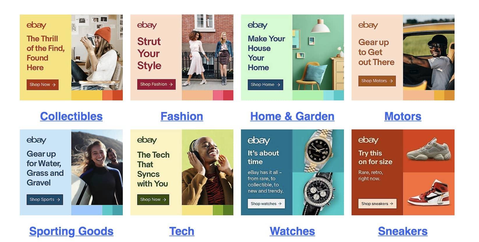 ebay banners