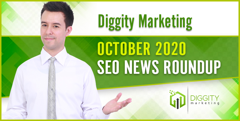 October 2020 SEO Roundup cover