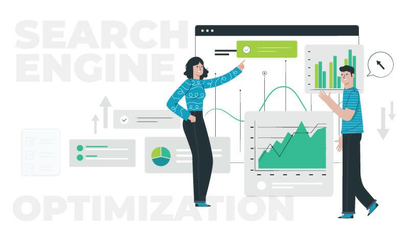 Search Engine Optimization illustrated