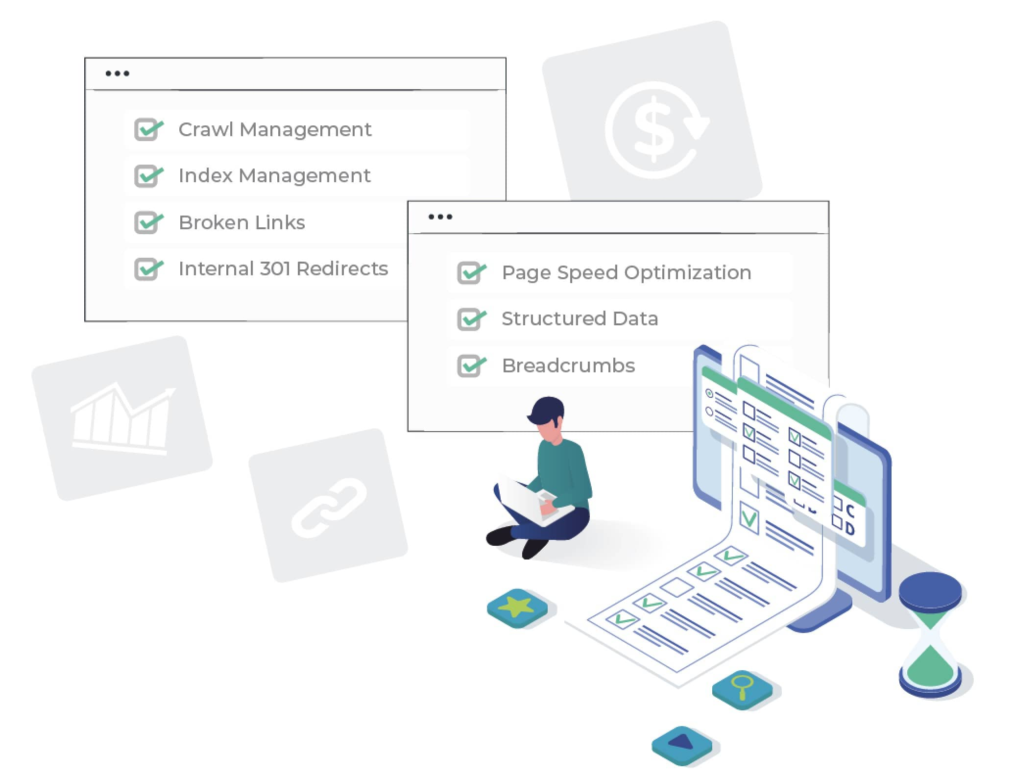 Technical SEO Audit illustration