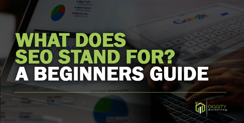 What Does SEO Stand For Cover Image