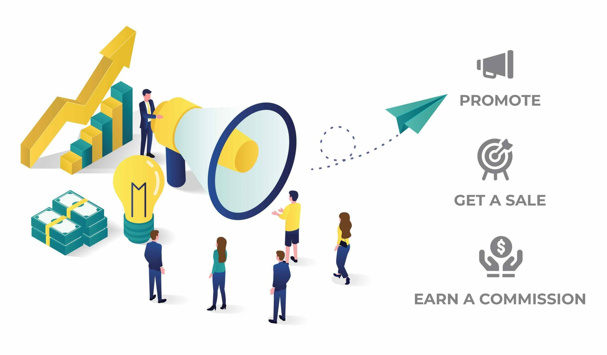 affliate marketing banner