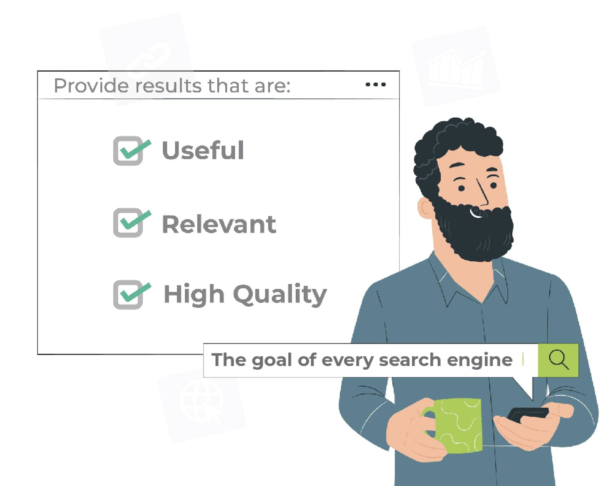 goal of every search engine