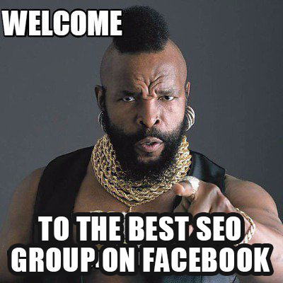 seo group meme