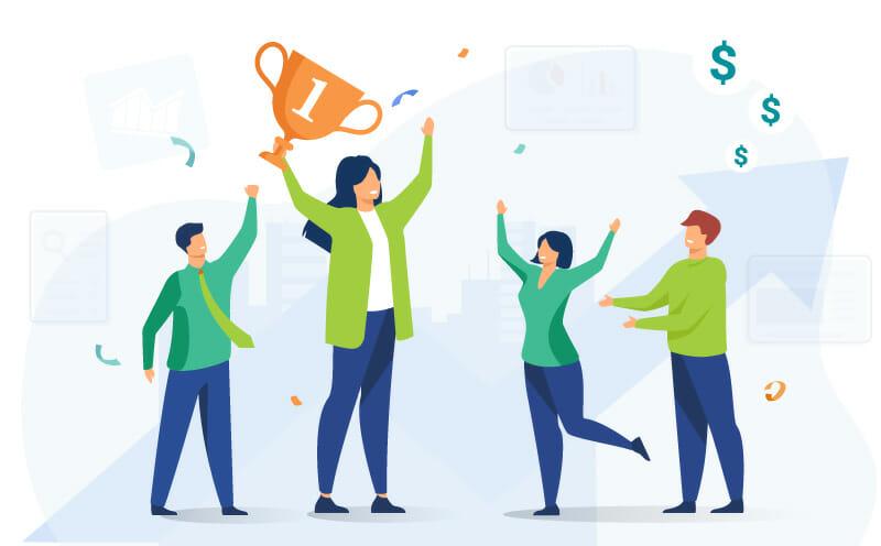 seo success illustrations