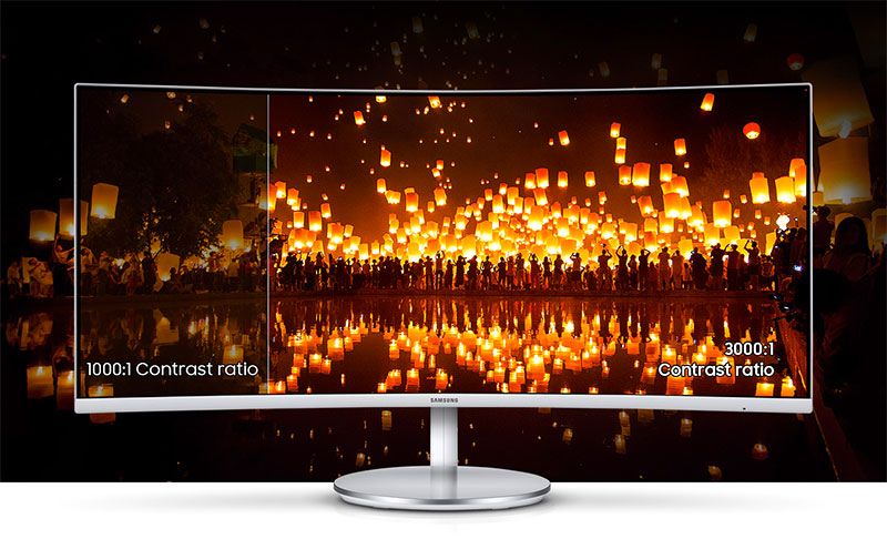 34'-CJ791-Thunderboltᵀᴹ-3-Ultra-Wide-Screen-Curved-Monitor