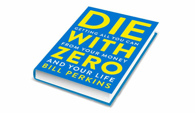 Die with Zero bok