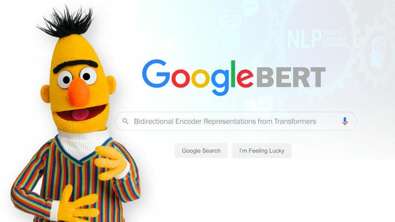 google bert nlp