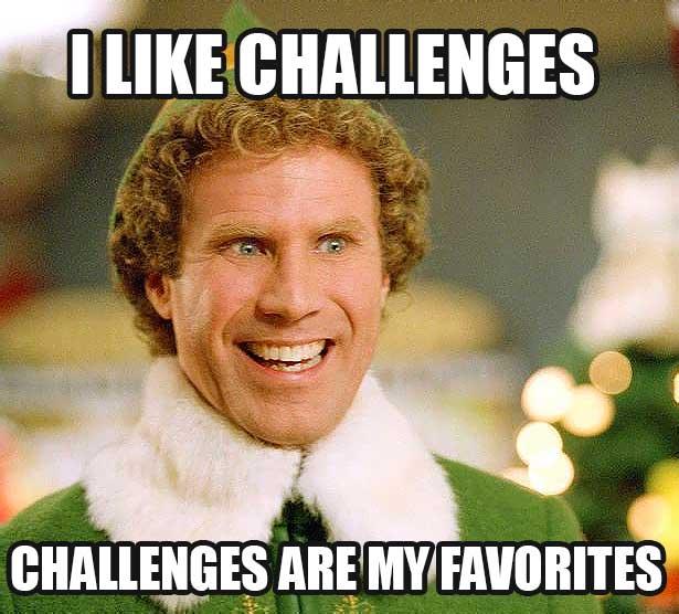 seo challenges meme