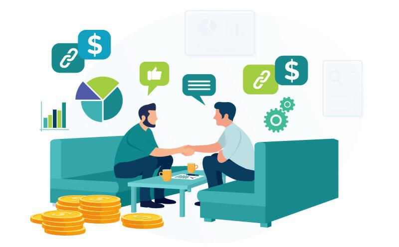 link building deals