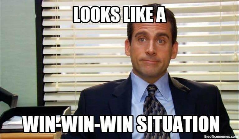 win win situation meme