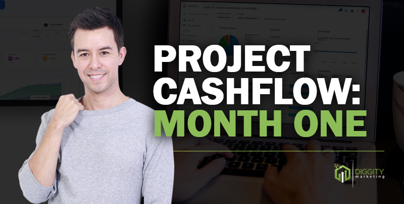 Project Cashflow Month One: How To Optimize An Affiliate Site