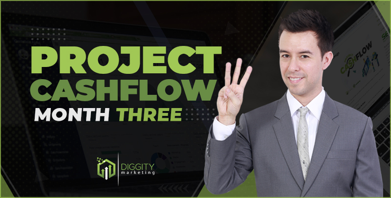 Project Cashflow Month Three: Unconventional Link Building