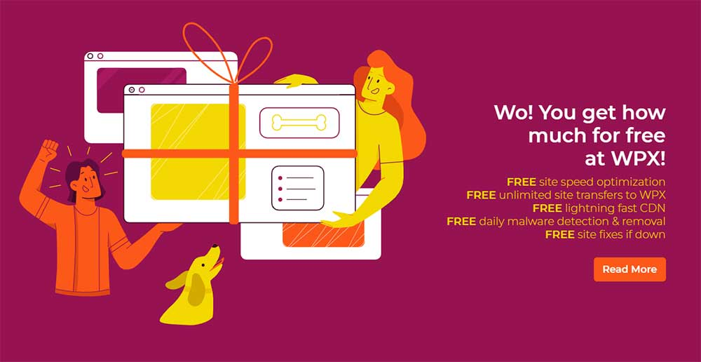 WPX free packages