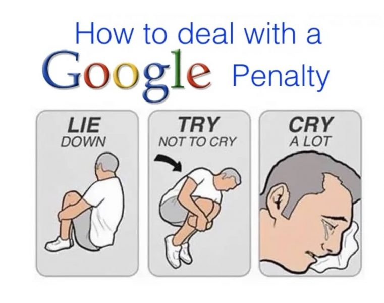 how to deal with penalty meme