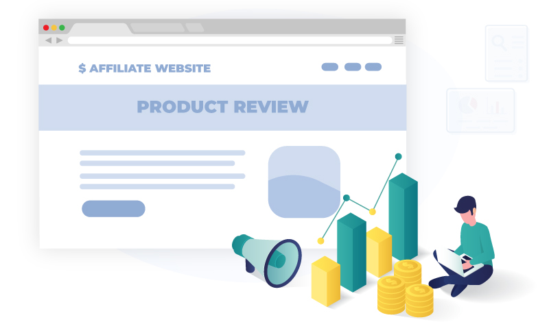 product review affiliate website