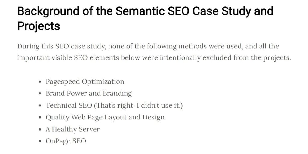 semantic web from oncrawl