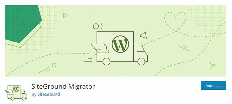 siteground plugin for wordpress