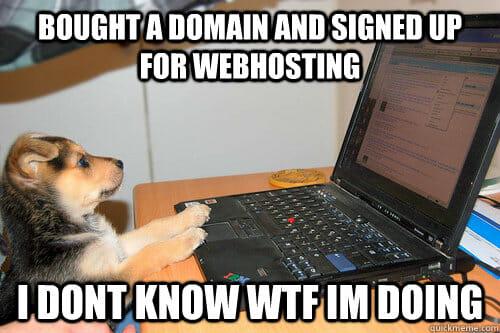web hosting for beginner