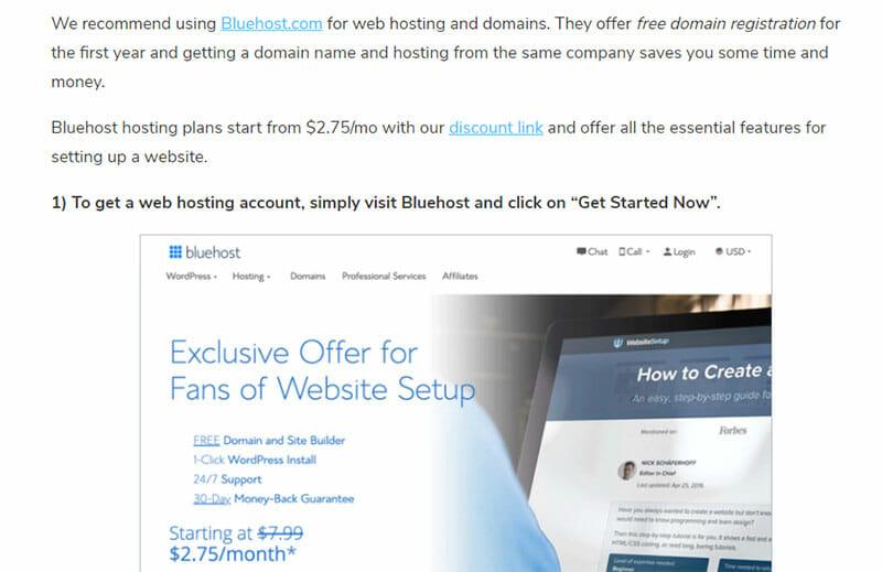 website-setup-affiliate-programs