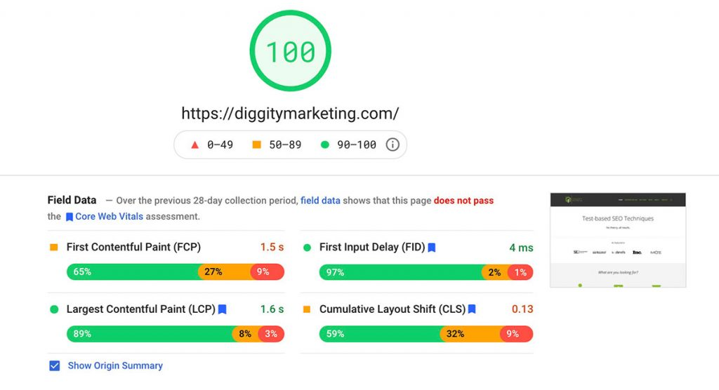 dm-pagespeed-100
