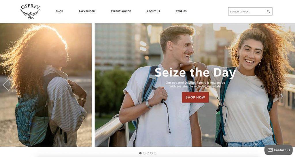 osprey homepage