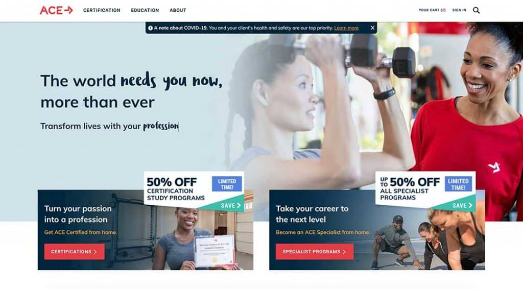 Ace-fitness-homepage
