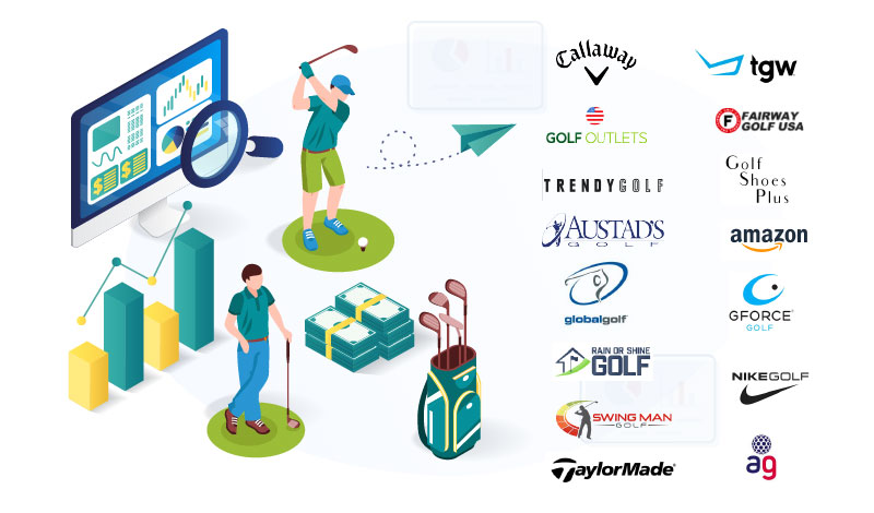 Best Golf Affiliate Programs illustration
