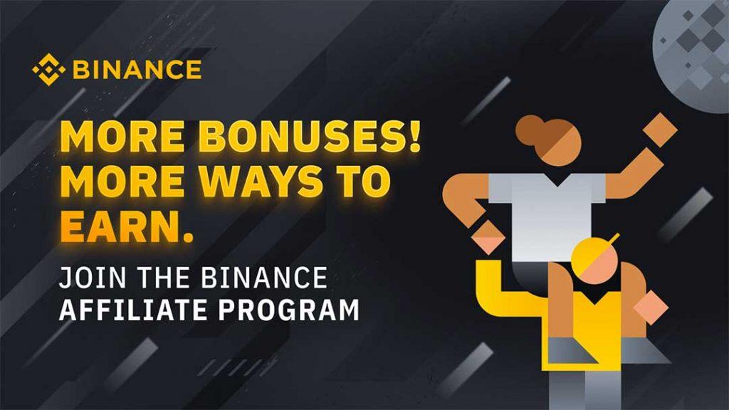 Binance bonus program