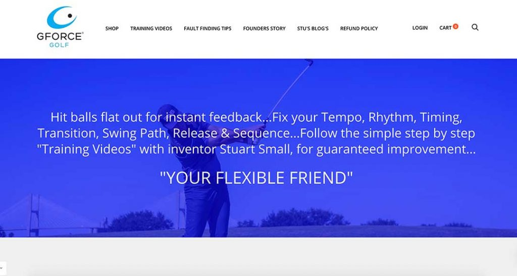 GForce Homepage