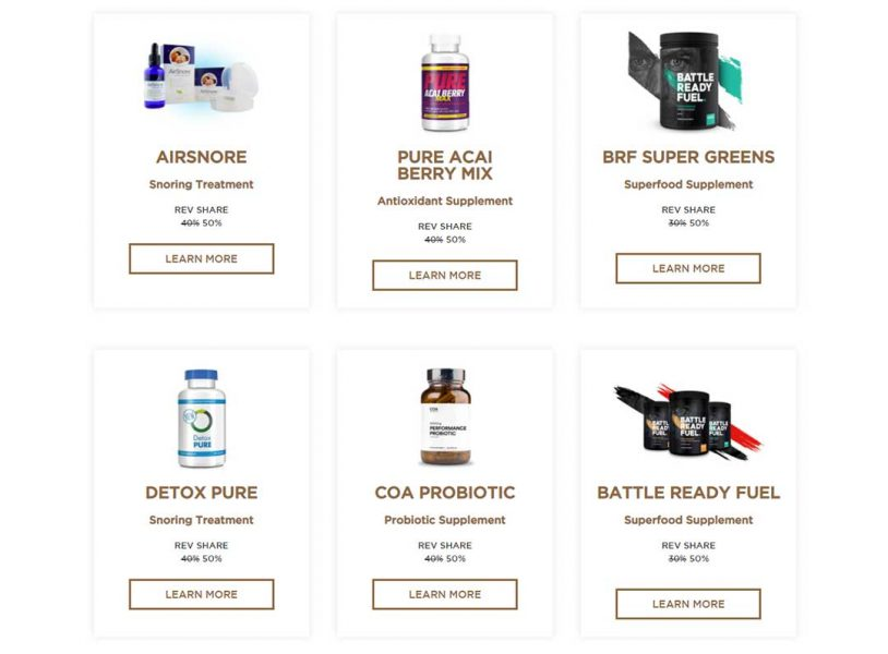 fanfuel products and offers