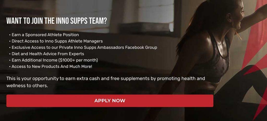 innosups affiliate program