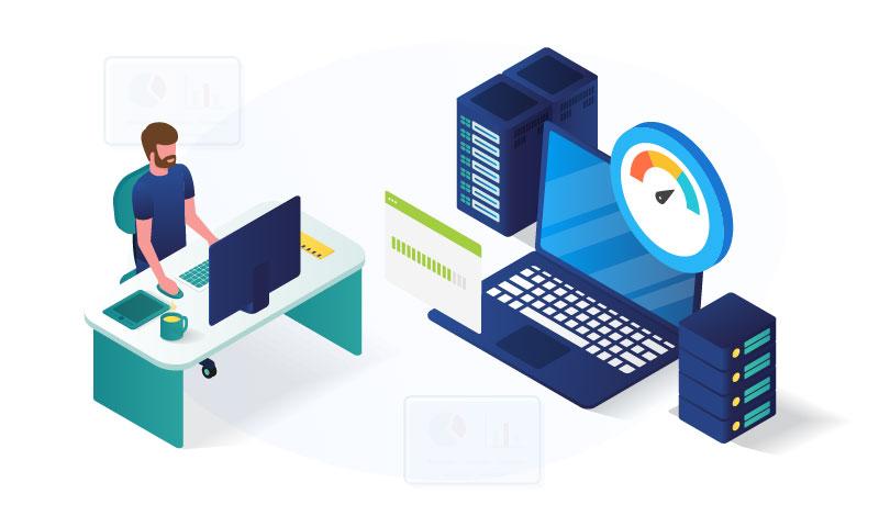 server sitespeed illustration