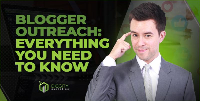 Blogger outreach cover image