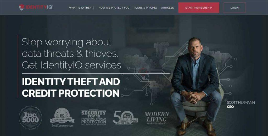 IdentityIQ Homepage