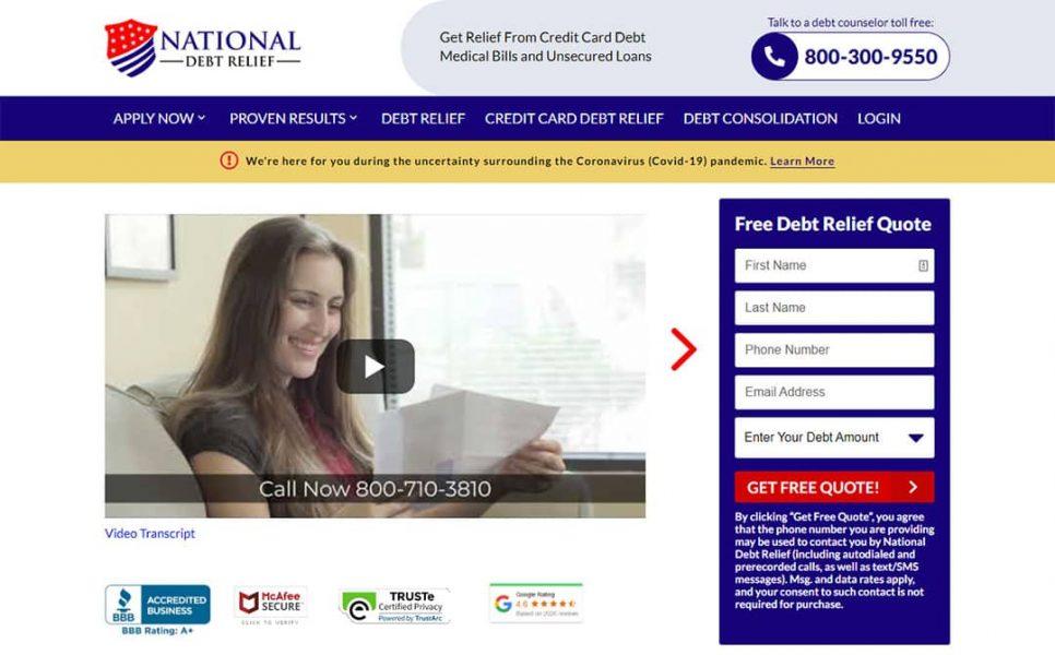 National Debt Homepage