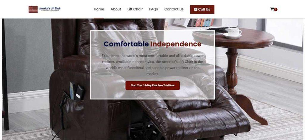 american lift chair homepage